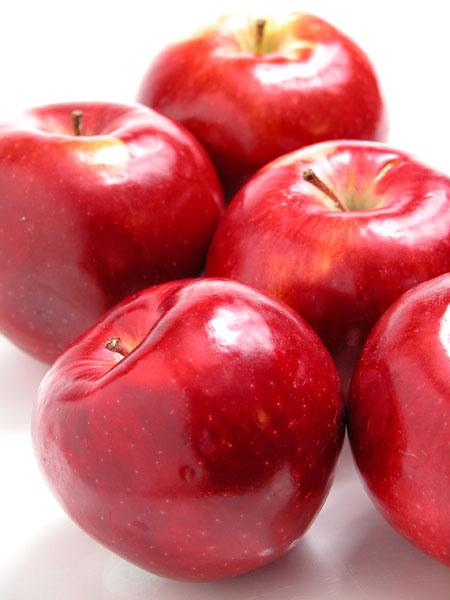 خل التفاح فوائده وطريقة عمله red-apples.jpg